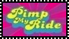 Pimp My Ride MTV Series Stamp by dA--bogeyman