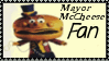 Mayor McCheese Stamp by dA--bogeyman