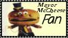 Mayor McCheese Stamp by dA--bogeyman