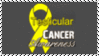 Testicular Cancer Aware Stamp by dA--bogeyman