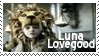 Luna Lovegood Lion Hat Stamp by dA--bogeyman