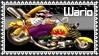 Nintendo Wario Race Stamp by dA--bogeyman