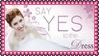 Say Yes To The Dress Stamp by dA--bogeyman