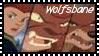 Wolfsbane New Mutants Stamp by dA--bogeyman