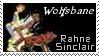 Wolfsbane X-Force Stamp by dA--bogeyman