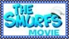 The Smurfs Movie Stamp by dA--bogeyman
