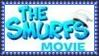 The Smurfs Movie Stamp by dA--bogeyman