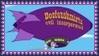 Doofenshmirtz Blimp Logo Stamp by dA--bogeyman