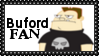 Buford Van Stomm Fan Stamp by dA--bogeyman