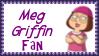 Family Guy Meg Fan Stamp
