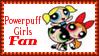The Powerpuff Girls Fan Stamp