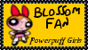 PPG Blossom Fan Stamp by dA--bogeyman