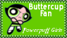PPG Buttercup Fan Stamp