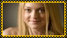 Dakota Fanning Stamp by dA--bogeyman