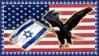 Jewish American Pride Stamp by dA--bogeyman