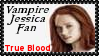 Vampire Jessica Fan Stamp by dA--bogeyman