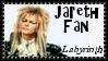 Goblin King Jareth Fan Stamp by dA--bogeyman