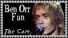 The Cars Ben Orr Fan Stamp by dA--bogeyman