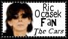 The Cars Ric Ocasek Fan Stamp by dA--bogeyman