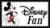 Disney Fan Stamp by dA--bogeyman