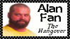 The Hangover Alan Fan Stamp by dA--bogeyman