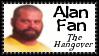 The Hangover Alan Fan Stamp by dA--bogeyman