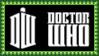Doctor Who - Logo Stamp by dA--bogeyman