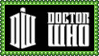 Doctor Who - Logo Stamp by dA--bogeyman
