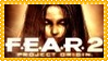 F.E.A.R. 2 Video Game Stamp by dA--bogeyman