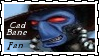 Cad Bane - Star Wars Bounty Hunter - Fan Stamp by dA--bogeyman