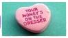 Heart Candy Whore Stamp by dA--bogeyman