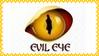 Evil Eye Stamp by dA--bogeyman