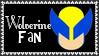 Marvel Comics Wolverine Fan Stamp by dA--bogeyman