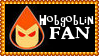 Marvel Comics Hobgoblin Fan Stamp by dA--bogeyman