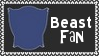Marvel Comics Beast Fan Stamp