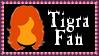Marvel Comics Tigra Fan Stamp