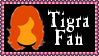 Marvel Comics Tigra Fan Stamp by dA--bogeyman