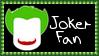 DC Comics Joker Fan Stamp by dA--bogeyman