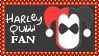 DC Comics Harley Quinn Fan Stamp by dA--bogeyman