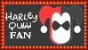 DC Comics Harley Quinn Fan Stamp by dA--bogeyman