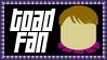Marvel Comics Toad Fan Stamp
