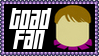 Marvel Comics Toad Fan Stamp by dA--bogeyman
