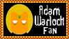 Marvel Comics Adam Warlock Fan Stamp by dA--bogeyman