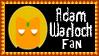 Marvel Comics Adam Warlock Fan Stamp by dA--bogeyman