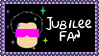 Marvel Comics Jubilee Fan Stamp by dA--bogeyman