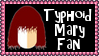 Marvel Comics Typhoid Mary Fan Stamp by dA--bogeyman