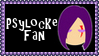 Marvel Comics Psylocke Fan Stamp