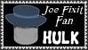 Marvel Comics Joe Fixit - Hulk Fan Stamp by dA--bogeyman