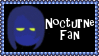 Marvel Comics Nocturne Fan Stamp by dA--bogeyman