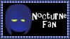 Marvel Comics Nocturne Fan Stamp by dA--bogeyman